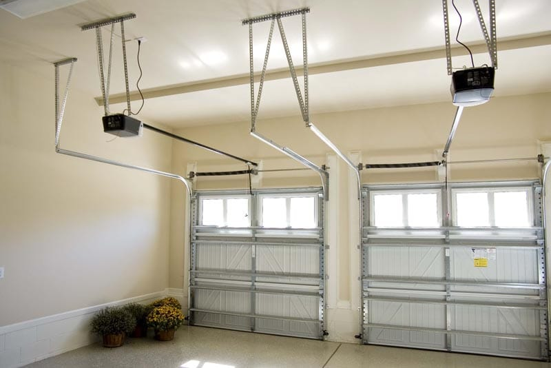 Overhead Garage Storage Options
