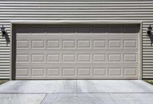 Garage Door Balanced