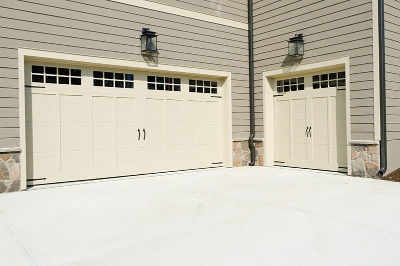Garage Door Service vs. DIY